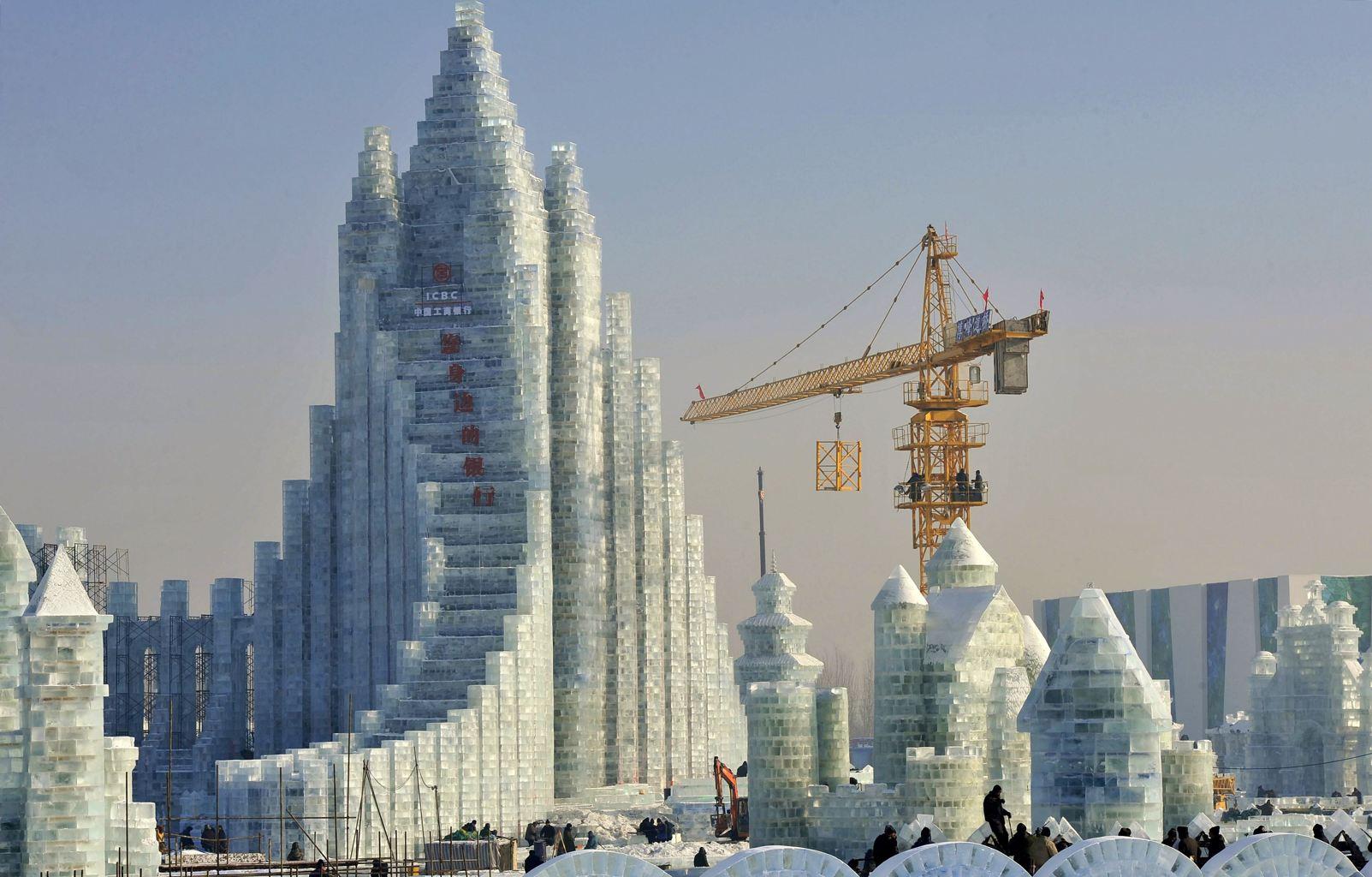 village glace chine