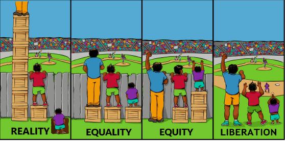 Égalité des chances : principe abstrait